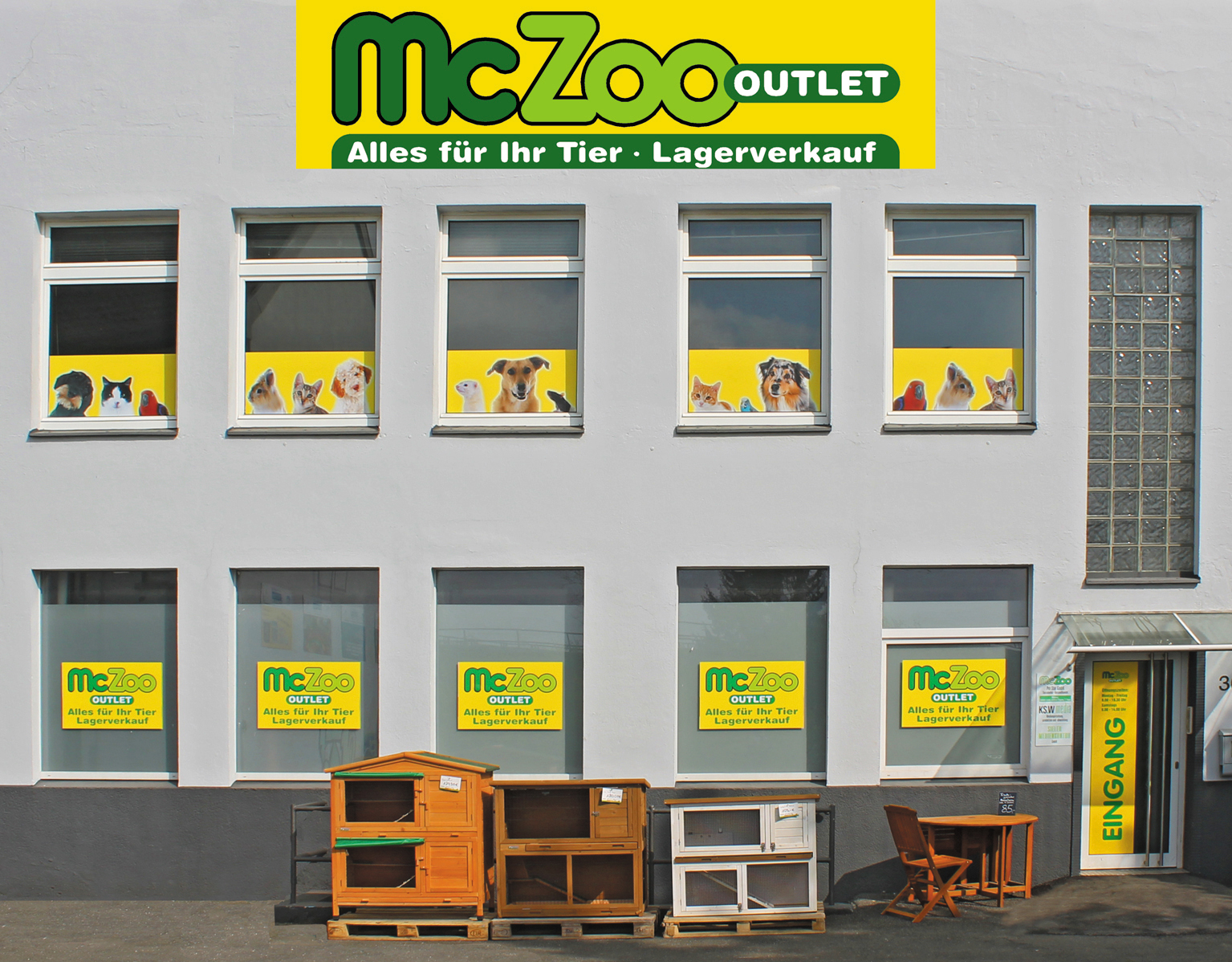 McZoo Outlet