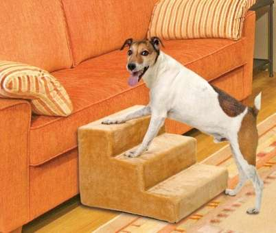 Karlie Hundetreppe EASY STEP - Beige, 41x29,5x43cm
