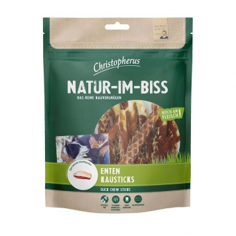 Christopherus Snack Enten Kausticks 300g