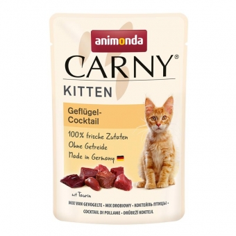 Animonda Carny PB Kitten Geflügelcocktail 85g