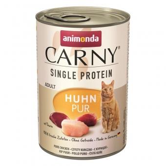 Animonda Carny Adult Single Protein Huhn pur 400g