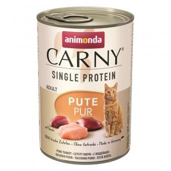 Animonda Carny Adult Single Protein Pute pur 400g