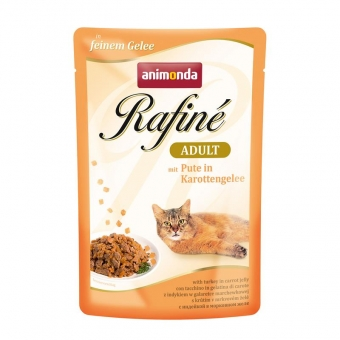 Animonda Rafine Soupe Pute & Karottengelee 100g