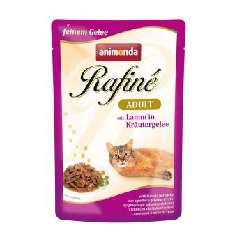 Animonda Rafine Soupe Lamm & Kräutergelee 100g