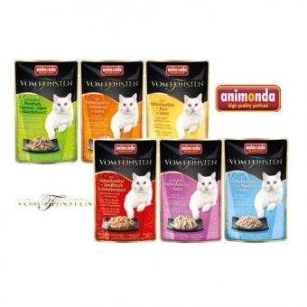 Animonda Cat Portionsbeutel vom Feinsten Mixpack 6 x 50g