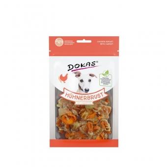 Dokas Hühnerbrust mit Karotte 70 g