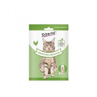 Dokas Cat Snack Hühnchen-Smoothie 4x30ml