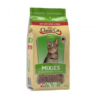 Classic Cat Mixies mit Geflügel und Rind 4kg