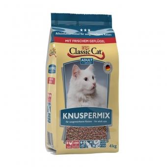 Classic Cat Knuspermix 4kg
