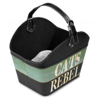 D&D Katzenkorb - Rebel
