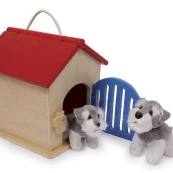 Kinderspielzeug Hundehütte