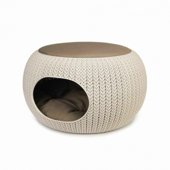 Curver Cozy Pet Home - Hellbeige