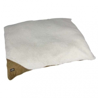 All for Paws Pillow Bed Hundekissen Braun - S - 74 x 58,5 cm