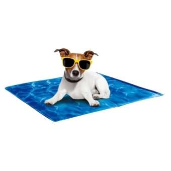 All for Paws Chill Out Always Cool Kühlmatte für Hunde - L - 90 x 60 cm