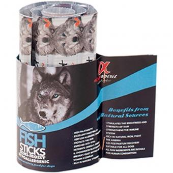 Aktion: Alpha Spirit Ristra Stick Fisch 16er