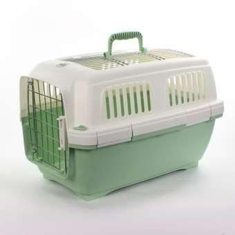 Marchioro Transportbox Clipper Aran 2 - grün-pastell/weiß