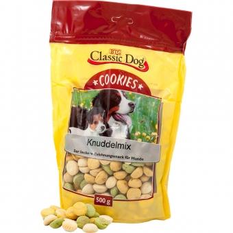 Aktion: Classic Dog Cookies Knuddelmix 500g
