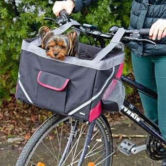 Kerbl Fahrradtasche Axion