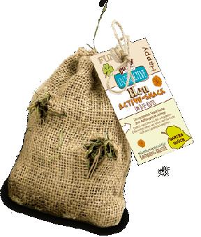 Bunny Heu Active-Snack Gartenglück 30g