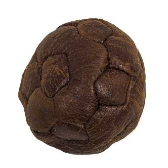 Vintage Flat Soccer Ball