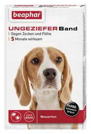 beaphar ungezieferhalsband hund ungeziefer schutz. Black Bedroom Furniture Sets. Home Design Ideas
