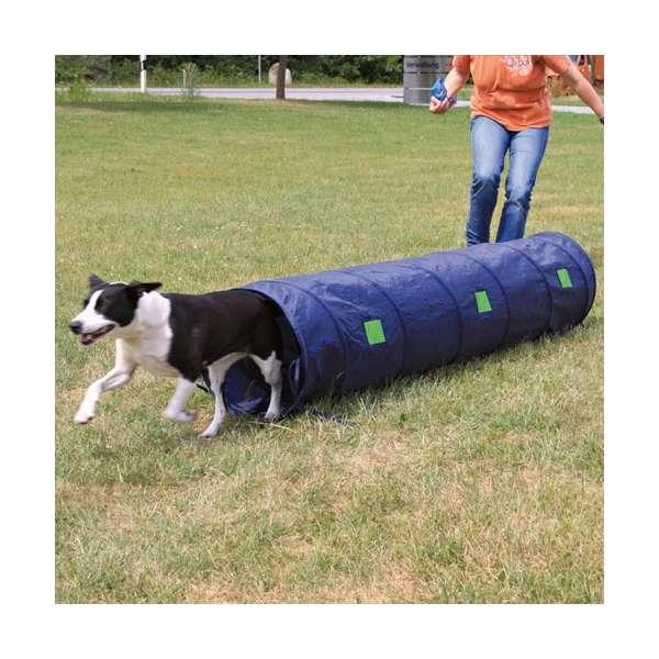 trixie agility tunnel f r kleine hunde welpen agility. Black Bedroom Furniture Sets. Home Design Ideas