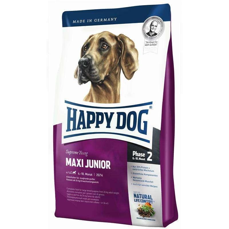 happy dog supreme maxi junior gr23 happydog. Black Bedroom Furniture Sets. Home Design Ideas