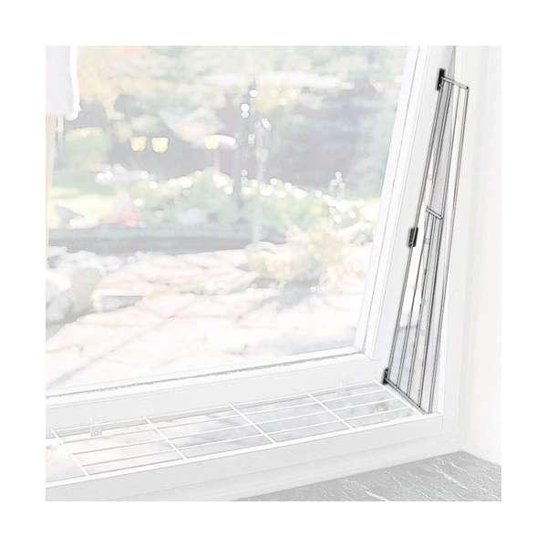 trixie kippfenster schutzgitter seitenelement ebay. Black Bedroom Furniture Sets. Home Design Ideas
