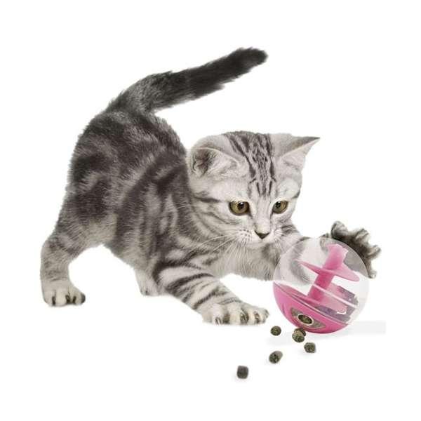 Catit snackball für katzen oder kleine hunde blau